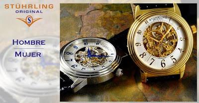 marca Sturhrling relojes