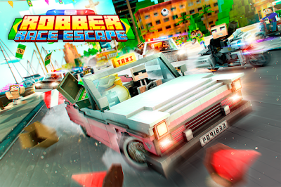 Robber Race Escape v2.11.0 (Mod Apk money)