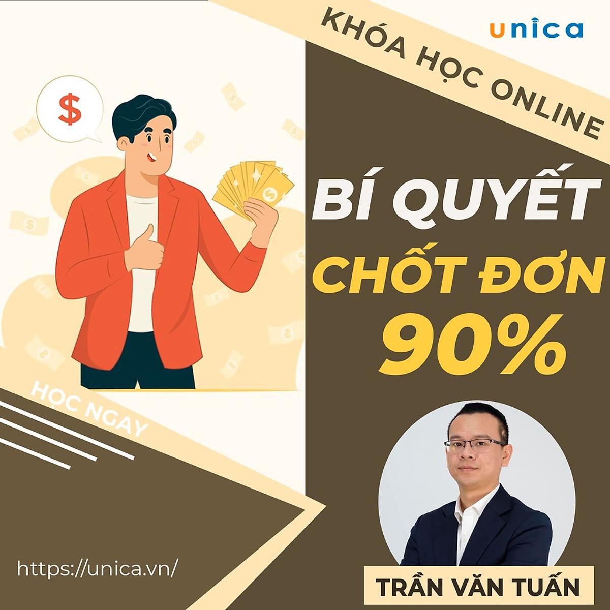 Chia sẻ miễn phí khóa học Bí quyết chốt đơn thành công 90% – Telesale, bán hàng online 2021
