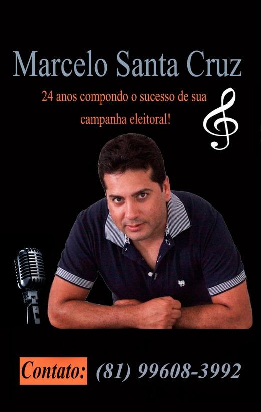 Compositor comemora 24 anos de música eleitoral e já é procurado por pré-candidatos