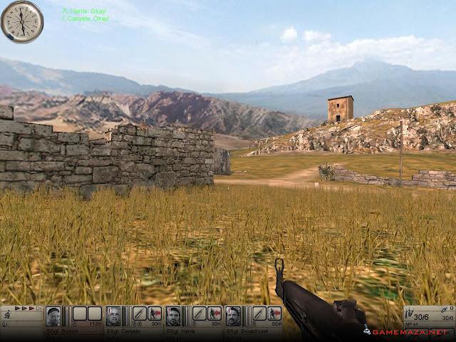 Hidden & Dangerous 2 Sabre Squadron Gameplay Screenshot 1