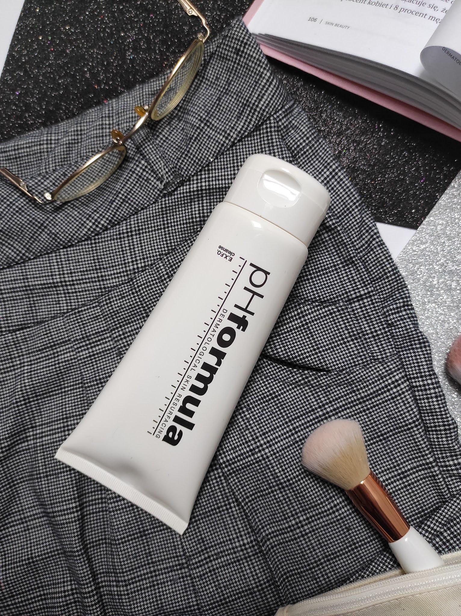 E.X.F.O. Cleanse - emulsja oczyszczająca do twarzy phFormula