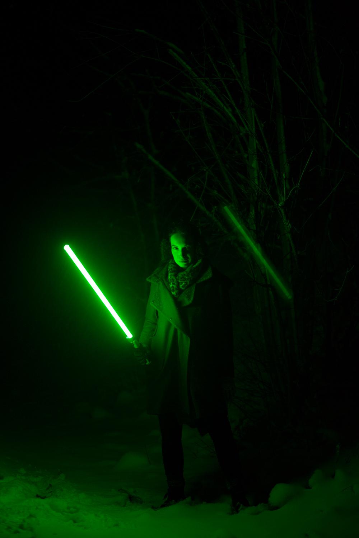 Hasbro Yoda Light Saber Review