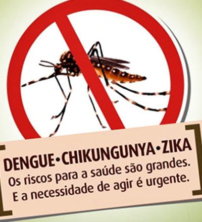 Todos contra a dengue - Sorriso na Web