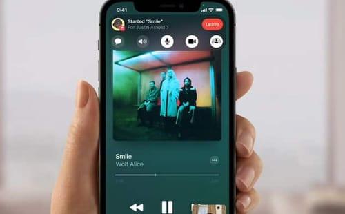 Apple event focuses on broadcasting