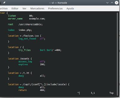 Cosvernauta_pantalla14_zabbix_Configuracion