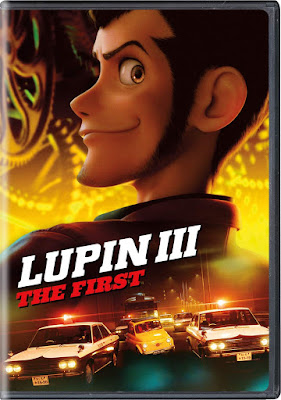 Lupin Iii The First 2019 Dvd