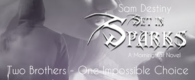 NEW RELEASE: Set in Sparks by Sam Destiny | My Little World