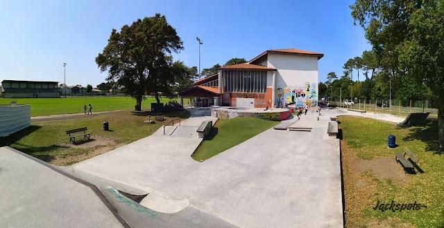 Skatepark Capbreton