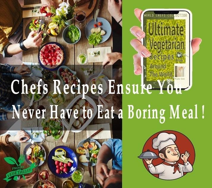 Chef Recipes No boring meal