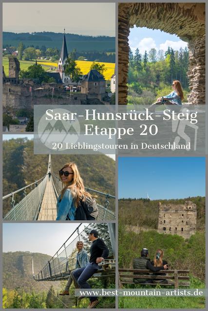 Wandern in Deutschland – 20 Lieblingstouren in der Bundesrepublik | Wanderungen in Deutschland 16
