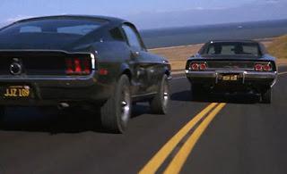 balapan mobil terbaik film bullitt