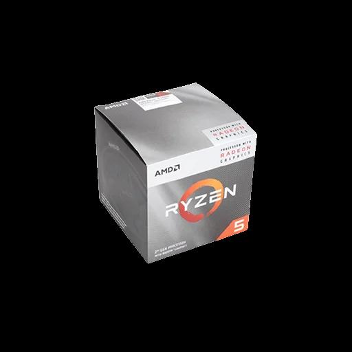 CPU AMD Ryzen 5 3400G ( hỗ trợ Socket: AM4)