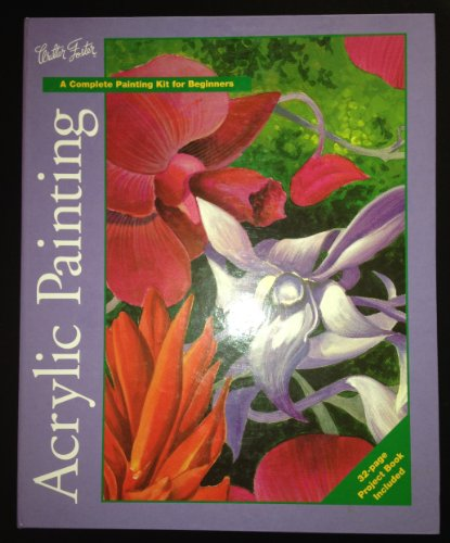 Acrylic Painting for the Beginner by Frederic Taubes