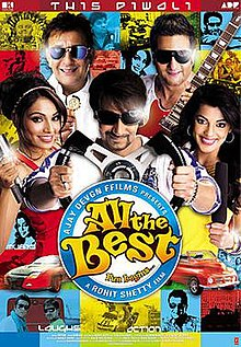 All the Best: Fun Begins- Top Hindi Comedy Movies to watch on Njkinny's Blog