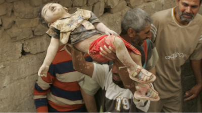 Morte e doenças contra os inocentes