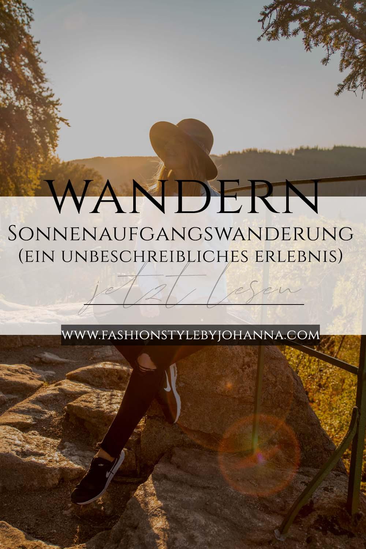 wandern-deutschland-sonnenaufgang an der Rabenklippe in bad Harzburg-fashionstylebyjohanna
