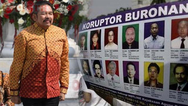 Jaksa Agung Ditantang Tangkap Koruptor yang Kabur ke Luar Negeri