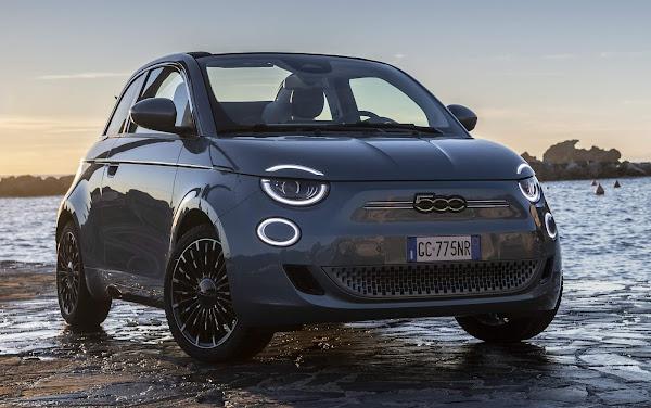 Donos de Fiat 500 elétrico ganharão criptomoedas por quilômetro rodado