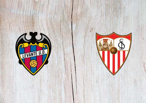 Levante vs Sevilla -Highlights 15 June 2020