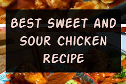 Best Sweet and Sour Chicken Recipe #easy #recipe #sweet #comfortfood #chicken #dinner