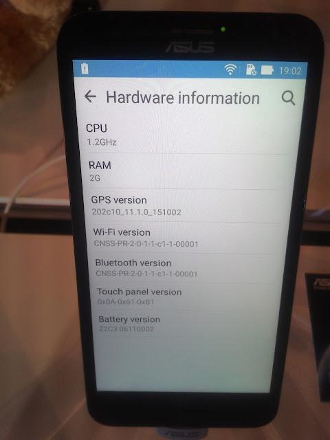 Smartphone 4G Canggih Zenfone 2 Laser dengan harga Terjangkau