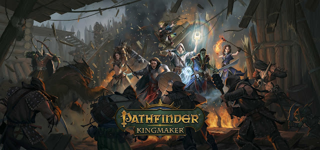 Koch Media / Deep Silver distribuirán Pathfinder: Kingmaker