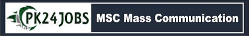 MSC Mass Communication