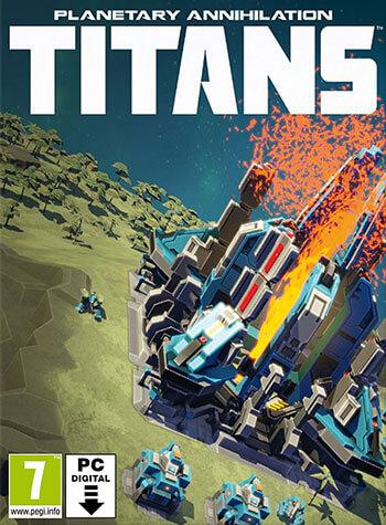 تحميل لعبة Planetary Annihilation TITANS Fusion