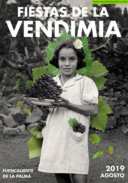 Fuencaliente presenta el programa de las Fiestas de la Vendimia 2019