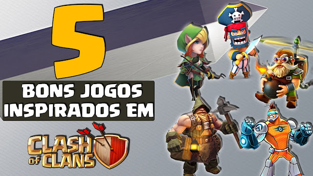 Cópias do Clash of Clans