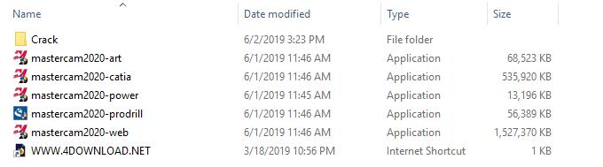 Mastercam 2020 v22.0 Full version