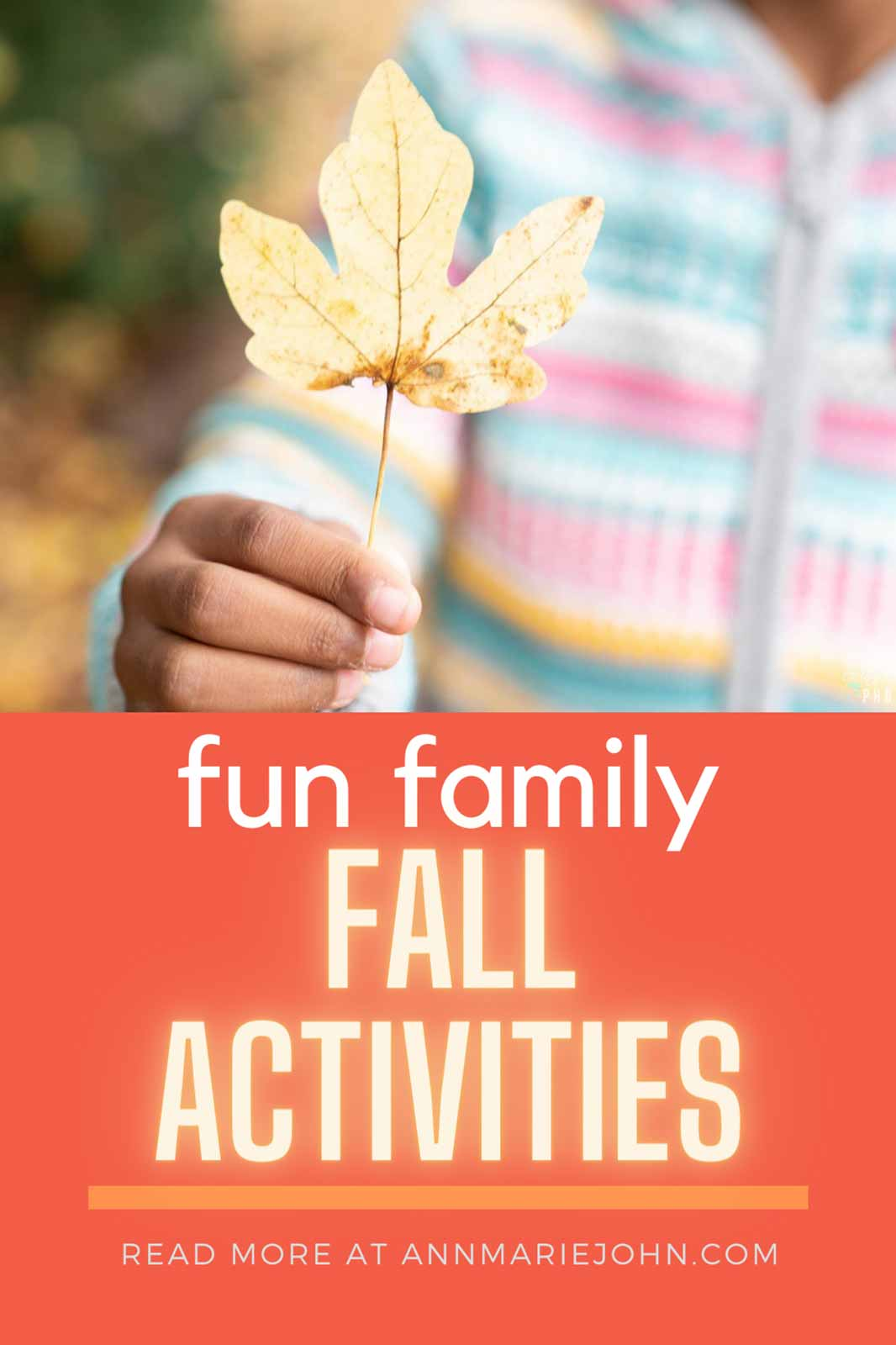 Fun Activities To Enjoy As A Family This Fall