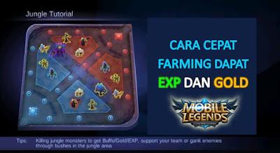 Tips Mobile Legends: Cara Cepat Farming Monster Hutan