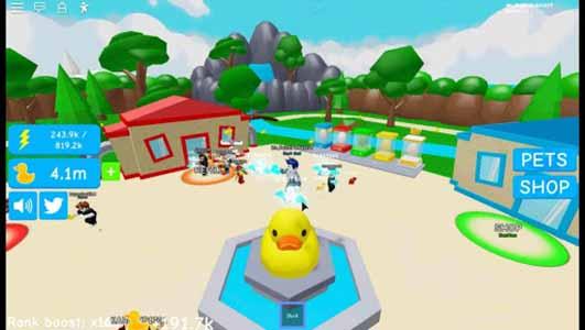 Roblox Duckie Simulator Gift Codes