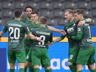 Augsburg vs Borussia Monchengladbach Preview and Prediction 2021