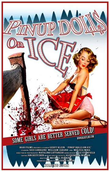 Pinup Dolls on Ice (2012) - Poster