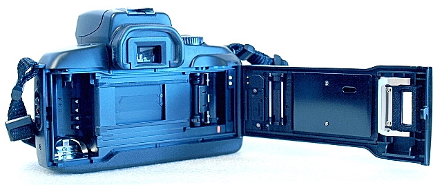 Canon EOS 700QD, Film box