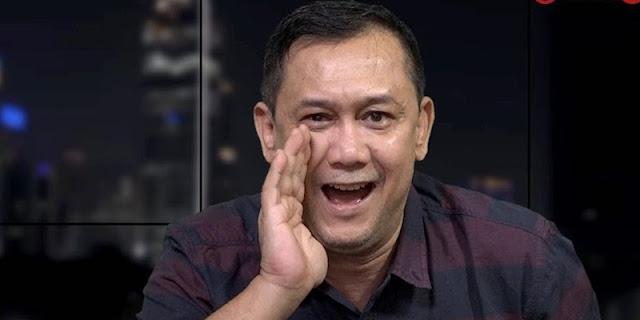 Denny Siregar: Jokowi Tidak Punya Jiwa Soekarno
