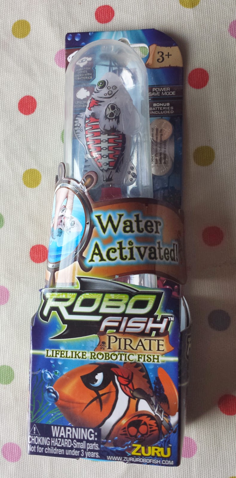 , Zuru My Magical Mermaid and Robo Fish Pirate Review