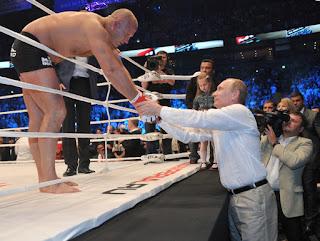 Fedor vs. Lesnar UFC 200 PRIDE FC