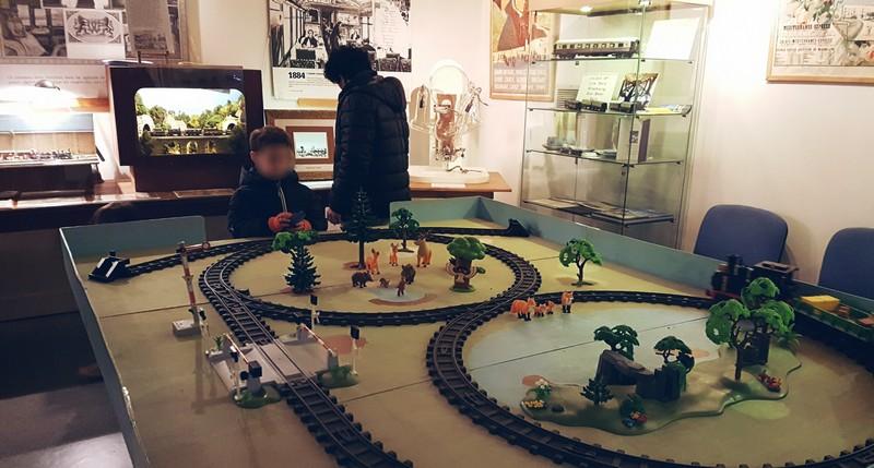 Rosny-Rail, musée du train