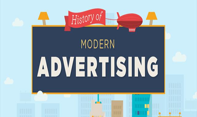 A Brief Look at Modern Advertising History