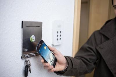 TAG NFC autocollant