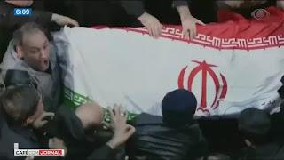 Irã abandona acordo nuclear após morte de general