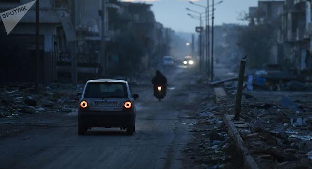 """الدفاع الروسية: الإرهابيون يستعدون لشن هجمات بـ""""سيارات مفخخة"""" في إدلب السورية"""