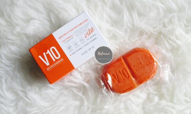 Some By Mi Multi Vita V10 Cleansing Bar