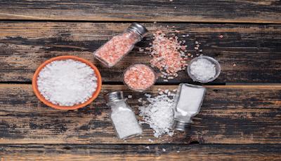 20 Manfaat Garam Himalaya Untuk Kesehatan dan Kecantikan