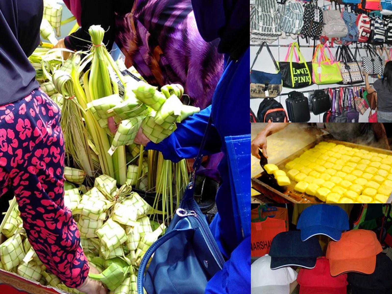 Sentra Produksi Topi di Bandung