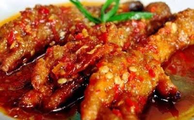 Resep Seblak Ceker Mercon Dengan Ricecooker